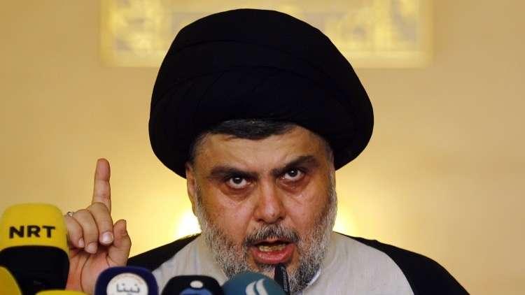 الصدر يدعو لنزع السلاح في العراق