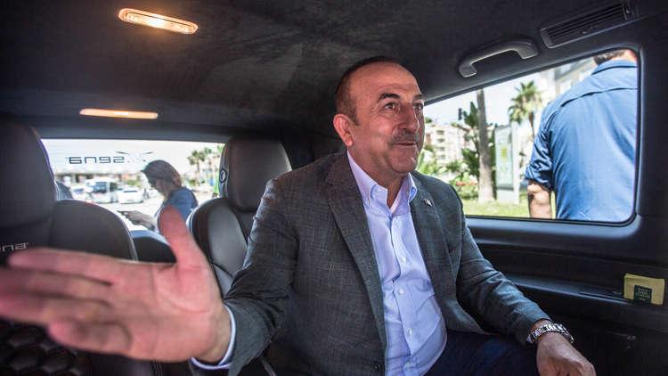 وزير الخارجية التركي يُحرِّض الغرب ضد روسيا