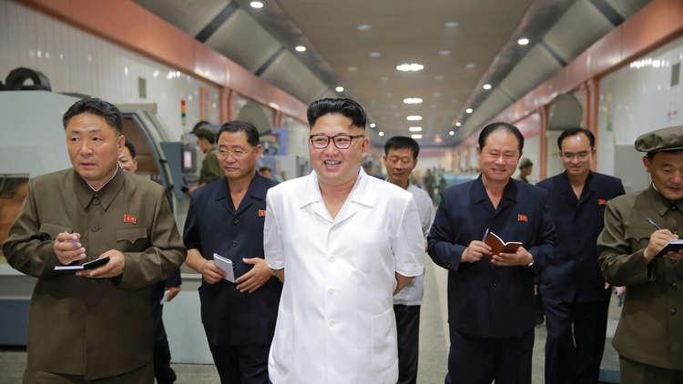 قبيل سفره إلى سنغافورة.. كيم جونغ أون أمر بإطعام شعبه في هدوء تام!