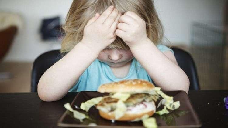 حساسية الطعام لدى الأطفال قد ترتبط بالتوحد
