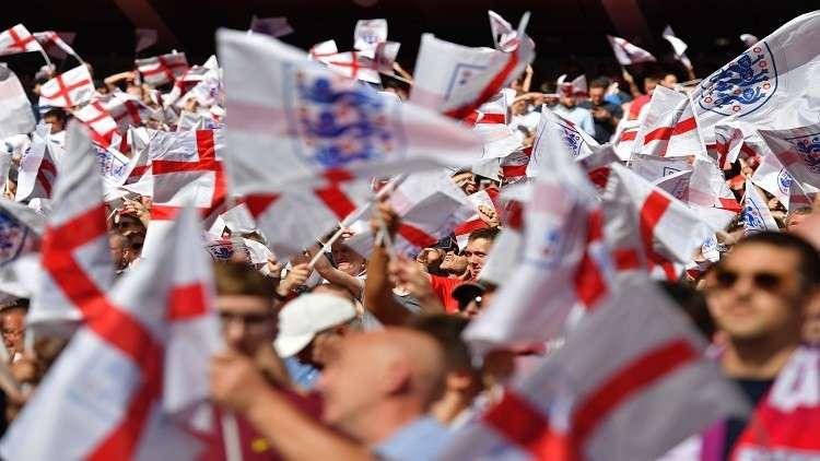 10 آلاف مشجع بريطاني يزورون روسيا خلال المونديال