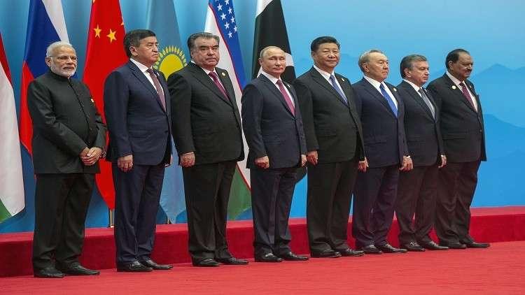 أزمة سوريا ونووي إيراني والتجارة الدولية أبرز بنود بيان شانغهاي