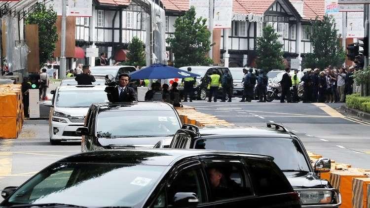 صحيفة تكشف عن تكلفة قمة كيم وترامب في سنغافورة