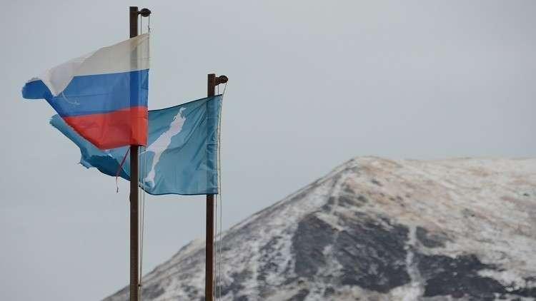 اليابان تحتج على ربط روسيا جزر الكوريل بشبكة اتصالاتها