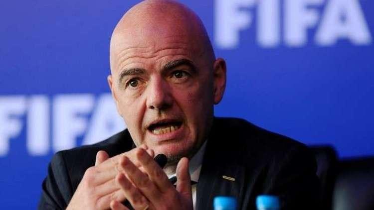 مونديال 2022.. الفيفا لن يبحث في مؤتمره رفع عدد المنتخبات إلى 48 في قطر