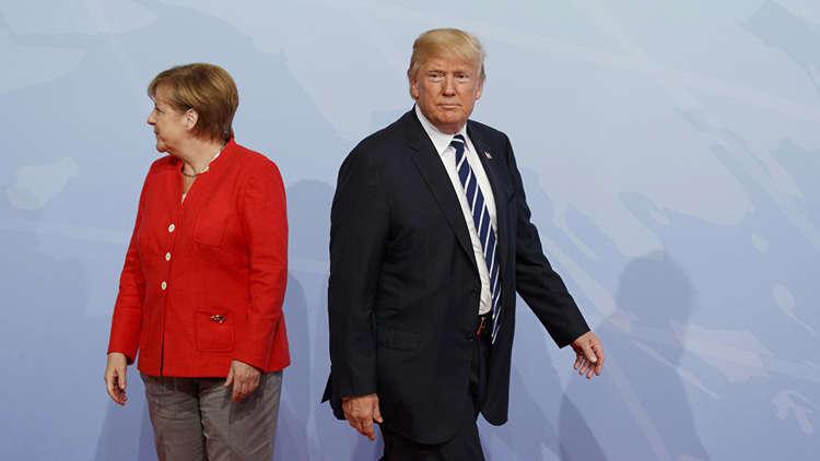 ميركل: أوروبا لا تستطيع التعويل على واشنطن بعد قرار الانسحاب