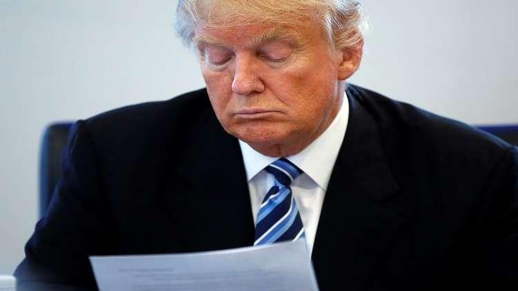 عادة سيئة من ترامب تزعج موظفي البيت الأبيض