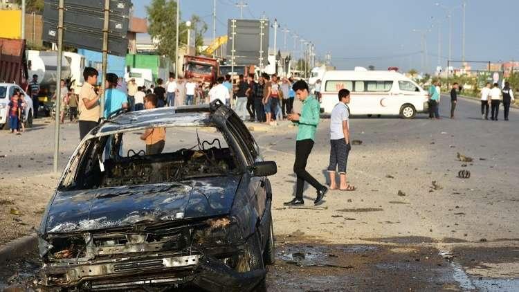 قتيلان وجرحى بهجوم مسلح أعقبه تفجير في كركوك