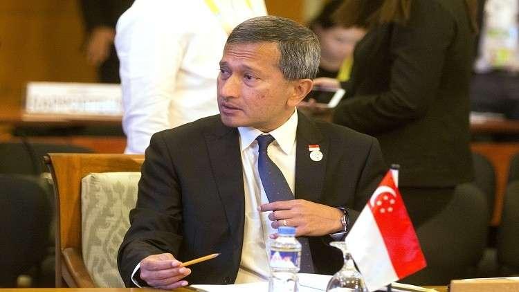 وزير  خارجية سنغافورة يشير إلى دور روسيا في إعداد قمة ترامب وكيم
