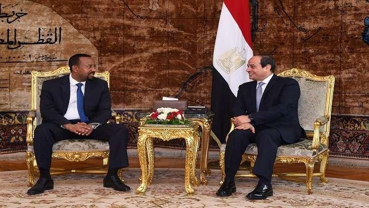 30 إثيوبيا عفى السيسي عنهم غادورا على متن طائرة رئيس وزراء إثيوبيا