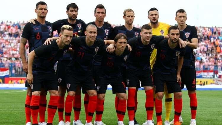 بالصور.. وصول منتخب كرواتيا إلى روسيا بكامل نجومه