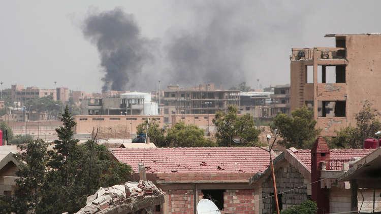 التحالف الدولي ينفي استهدافه المدنيين في الحسكة