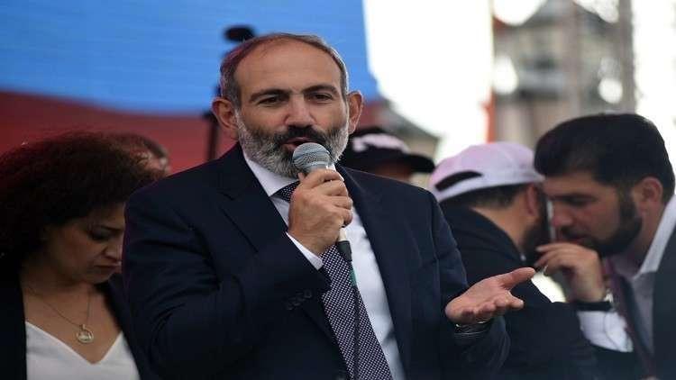 رئيس الوزراء الأرمني يعلن عن مرحلة جديدة من العلاقات مع روسيا