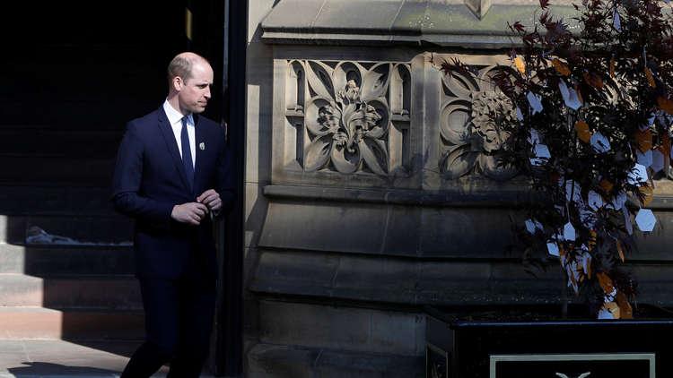 لندن تعلن عن جدول جولة الأمير ويليام إلى الشرق الأوسط