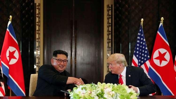 كيم يتعهد بنزع الأسلحة النووية كليا من شبه الجزيرة الكورية