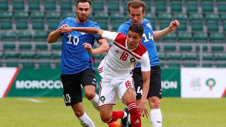 مغربي ضمن قائمة أفضل اللاعبين الشباب المشاركين في مونديال روسيا