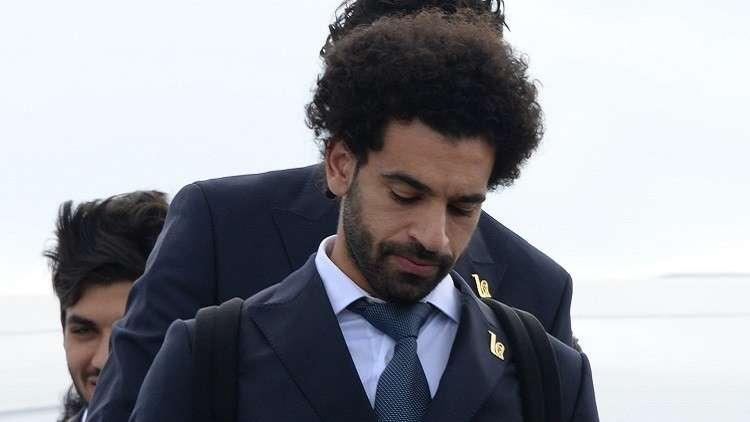 منتخب مصر يكشف آخر التطورات عن إصابة صلاح