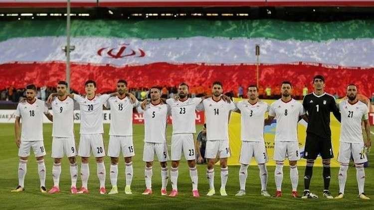 نجم منتخب إيران قد يغيب عن مواجهة المغرب في المونديال
