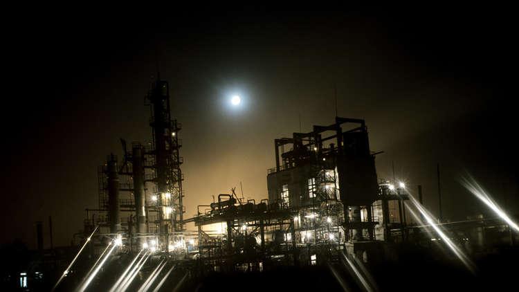 قلق في دونيتسك لاحتمال تلوث مياهها بالمواد الكيميائية