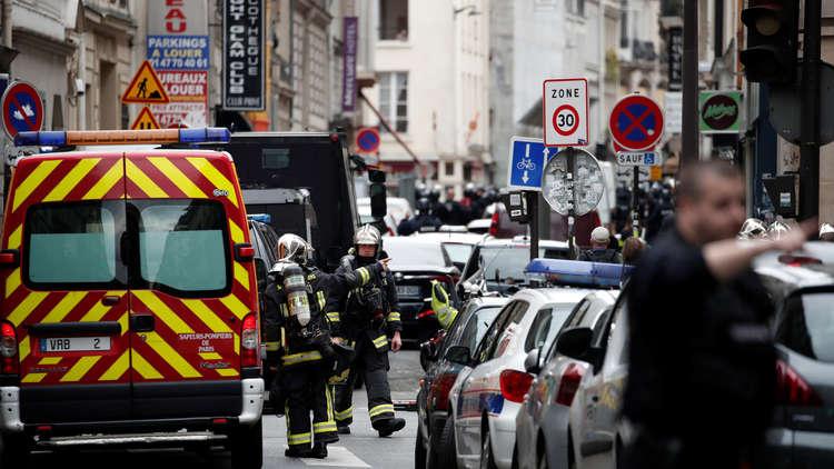 احتجاز رهائن على يد مسلح في باريس