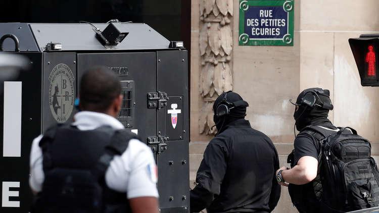 انتهاء أزمة الرهائن في باريس