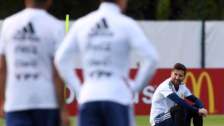 مونديال 2018.. الفيفا يفاجئ الأرجنتين باختبار للكشف عن المنشطات