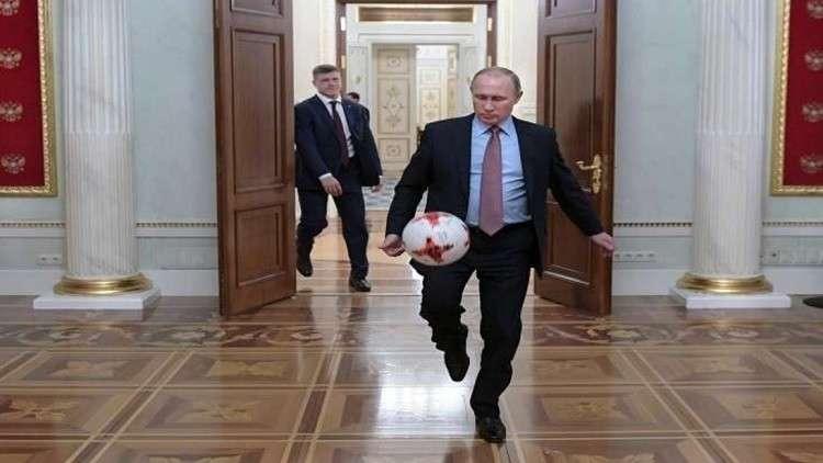 أكثر من 20 رئيس دولة يحضرون المباراة الافتتاحية لكأس العالم في موسكو