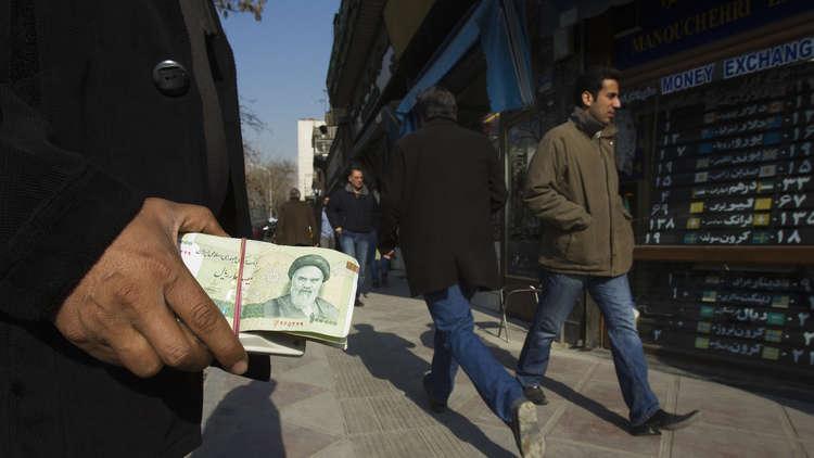 طهران تكشف عن احتياطياتها النقدية
