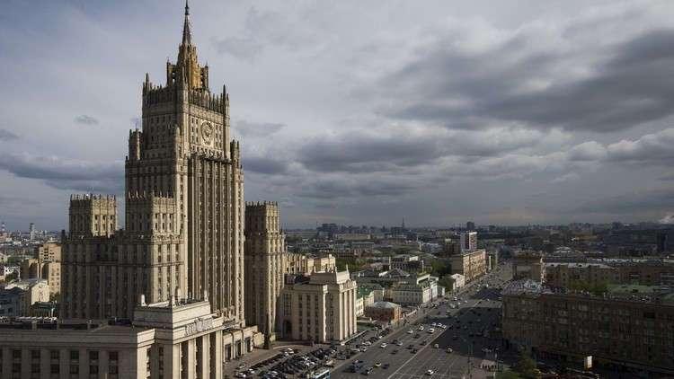 موسكو: عقوبات واشنطن على شركة شحننا دعم فعال للإرهابيين في سوريا
