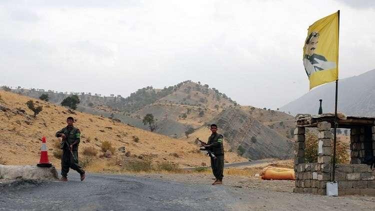أنقرة تؤكد التنسيق العسكري مع طهران ضد العمال الكردستاني شمال العراق