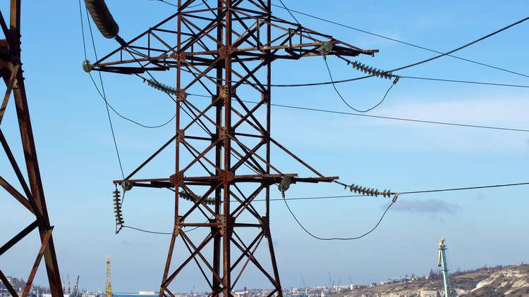 الكشف عن سبب انقطاع الكهرباء في القرم