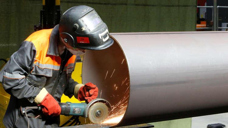 مشروع لضخ الغاز من أذربيجان إلى بلغاريا
