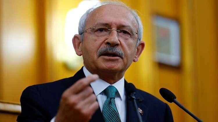 القضاء التركي يلزم زعيم المعارضة بتعويض أردوغان على قدحه