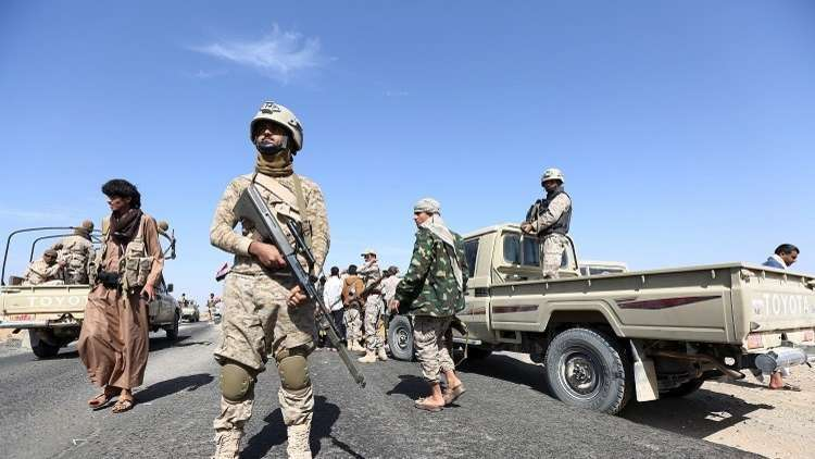 أنصار الله: مقتل وإصابة أكثر من 30 فردا من قوات هادي جنوبي الحديدة