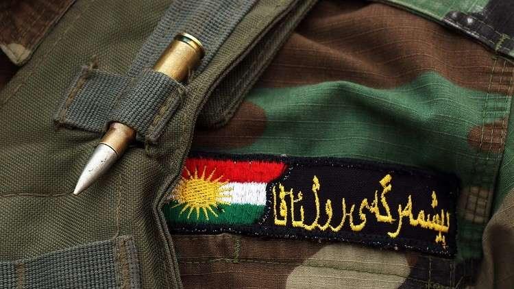 مقتل ضابط من البيشمركة في أربيل بهجوم مسلح