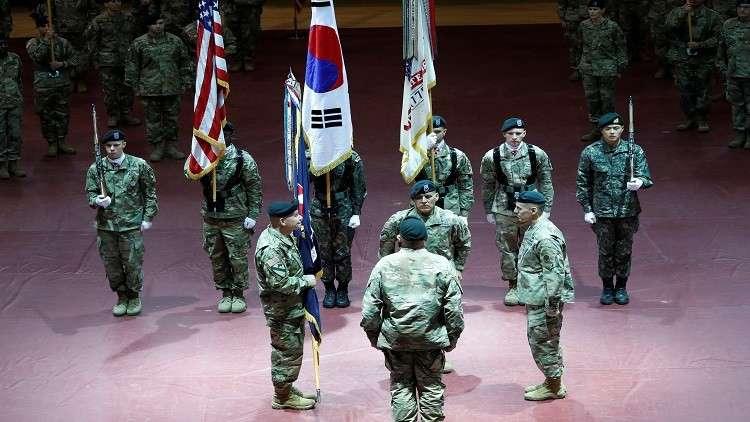 ترامب يرغب في خروج جيشه من كوريا الجنوبية