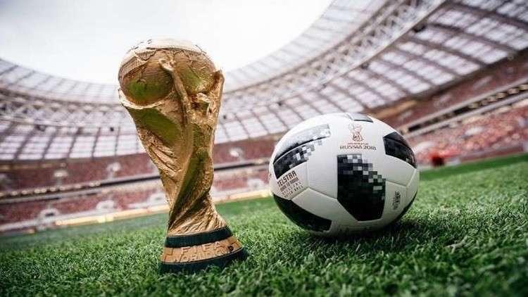 التلفزيون المصري يعلن جدول مباريات كأس العالم التي سيبثها