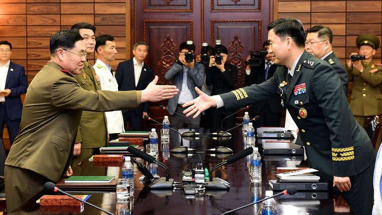 الكوريتان تنشطان مجددا خط الاتصالات العسكرية فيما بينهما