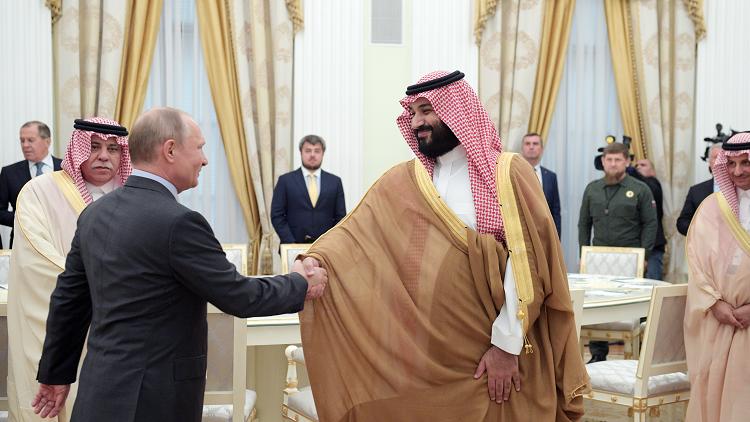 افتتاح المعرض الثقافي السعودي مع انطلاق المونديال في موسكو