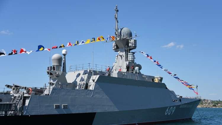 روسيا تنفي رفع تأهب أسطولها في القرم لدرجة قصوى بسبب استفزازات محتملة من أوكرانيا