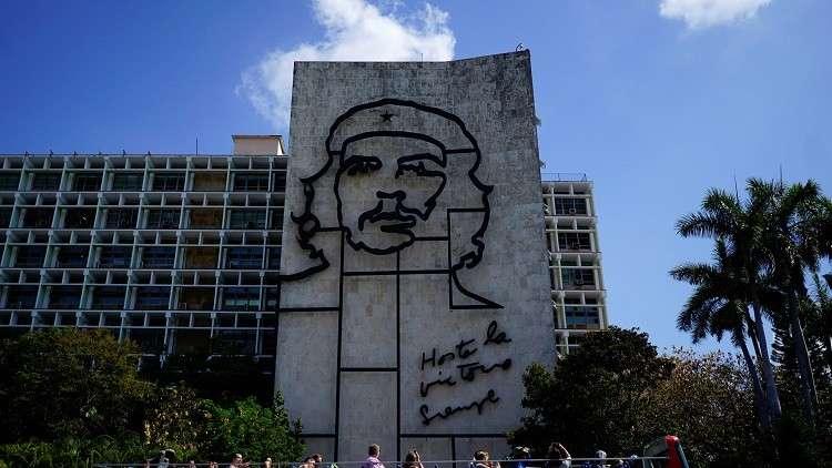 احتفالات بذكرى عيد الميلاد الـ 90 لتشي غيفارا في كوبا