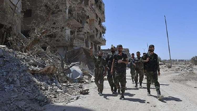 أمريكا تحذر السلطات السورية من شنّ هجوم ضد المسلحين في جنوب غرب البلاد