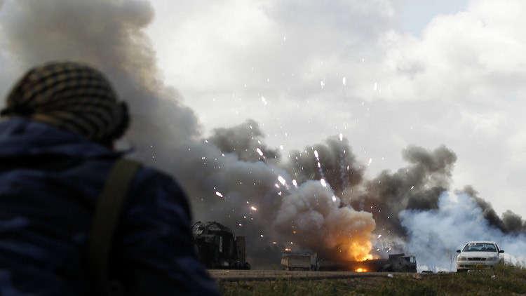 غارة جوية أمريكية استهدفت