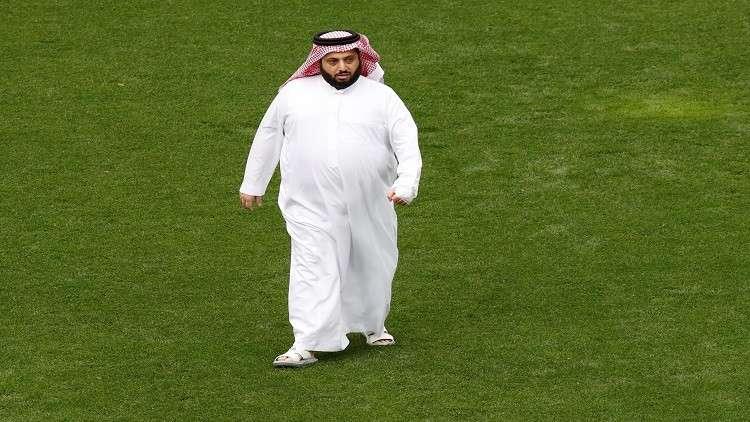 تركي آل الشيخ يتوعد