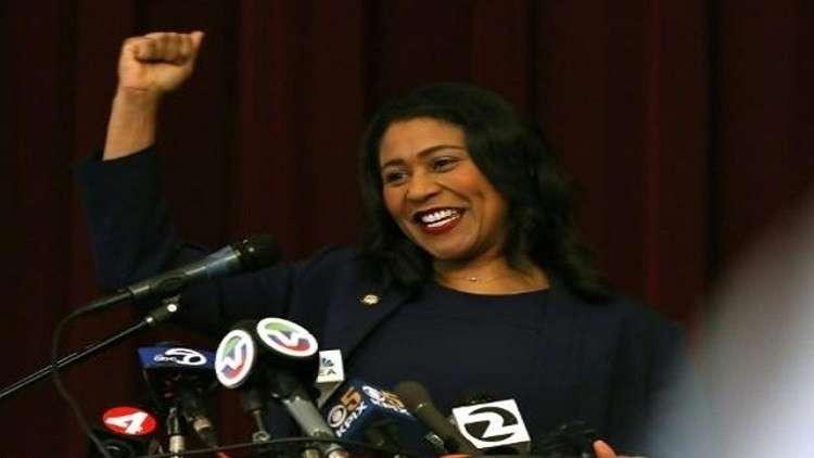 للمرة الأولى.. انتخاب امرأة ذات بشرة سمراء رئيسة لبلدية سان فرانسيسكو
