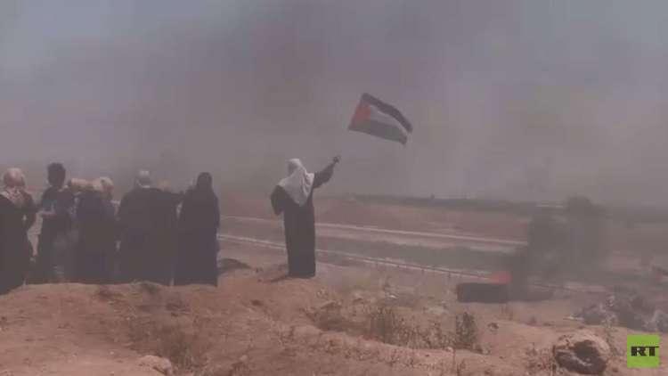 إسرائيل توجه ضربات لمواقع في قطاع غزة