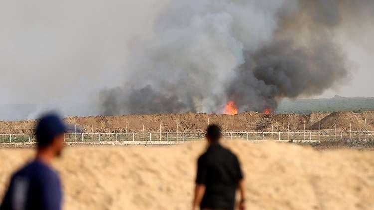 طائرات فلسطينية ورقية تشعل مستوطنة سديروت 5b257cd195a597c86b8b456e