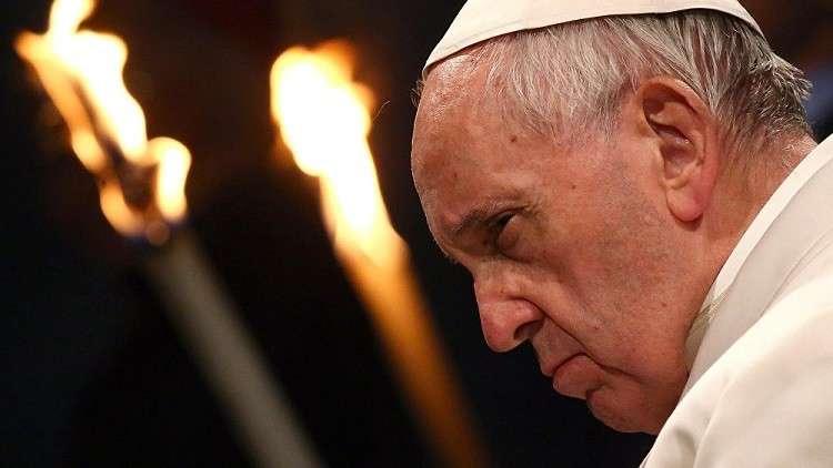البابا فرنسيس يشبّه عمليات الإجهاض بجرائم النازية