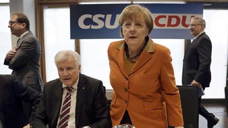 وزير داخلية ألمانيا: لم يعد بوسعي العمل مع ميركل