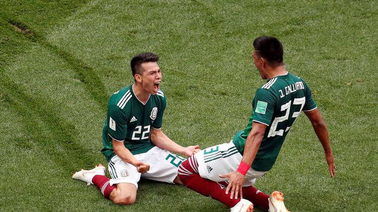 الرئيس المكسيكي يهنئ منتخب بلاده بعد الفوز التاريخي على ألمانيا